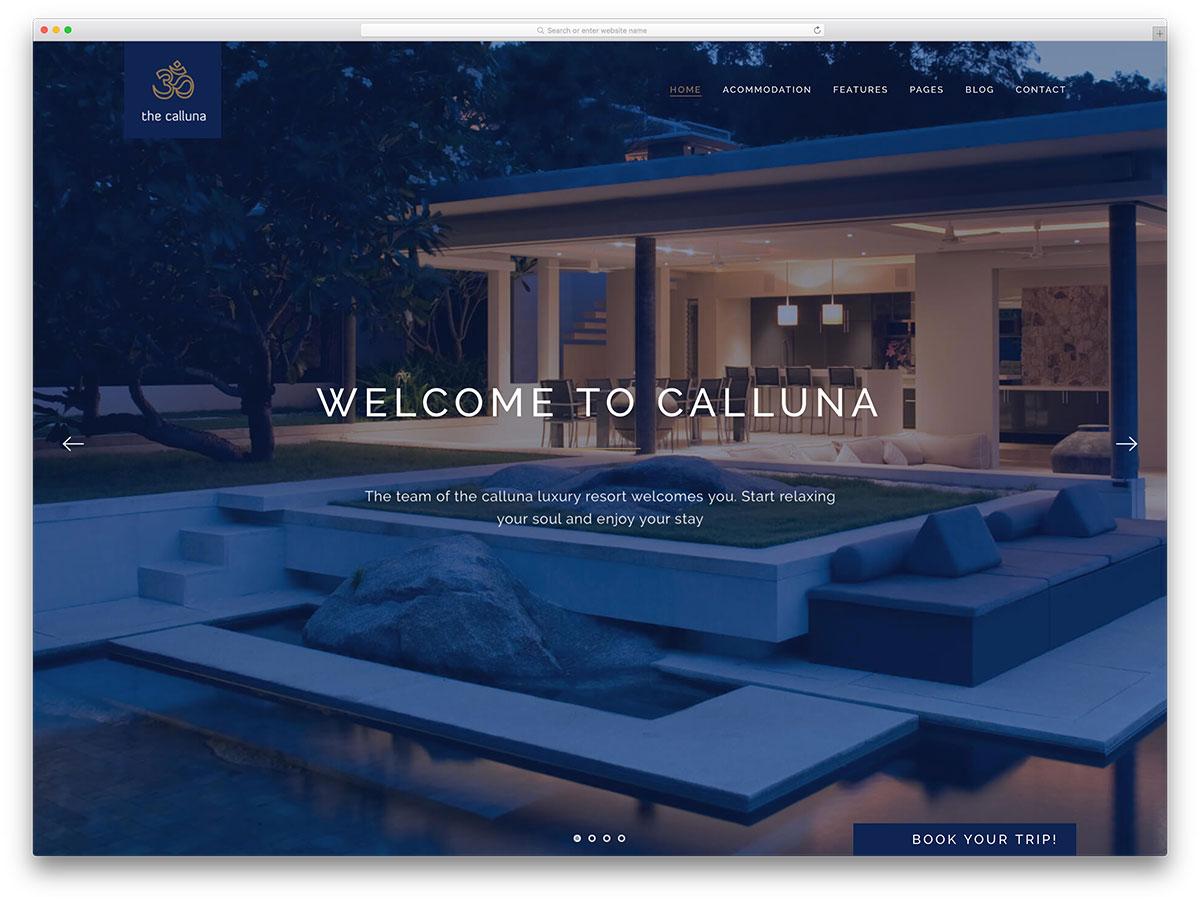 εικαστικο θεμα κατασκευης site hotel